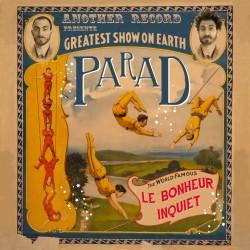 """Vinyle : Parad """"Le Bonheur"""